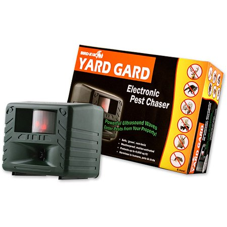 Bird-X Yard Gard Ultrasonic Animal Repeller