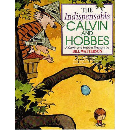The Indispensable Calvin And Hobbes - Halloween Comic Strips Calvin And Hobbes