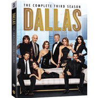 Dallas The Complete Third Season DVD