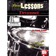 First Lessons Drumset - eBook