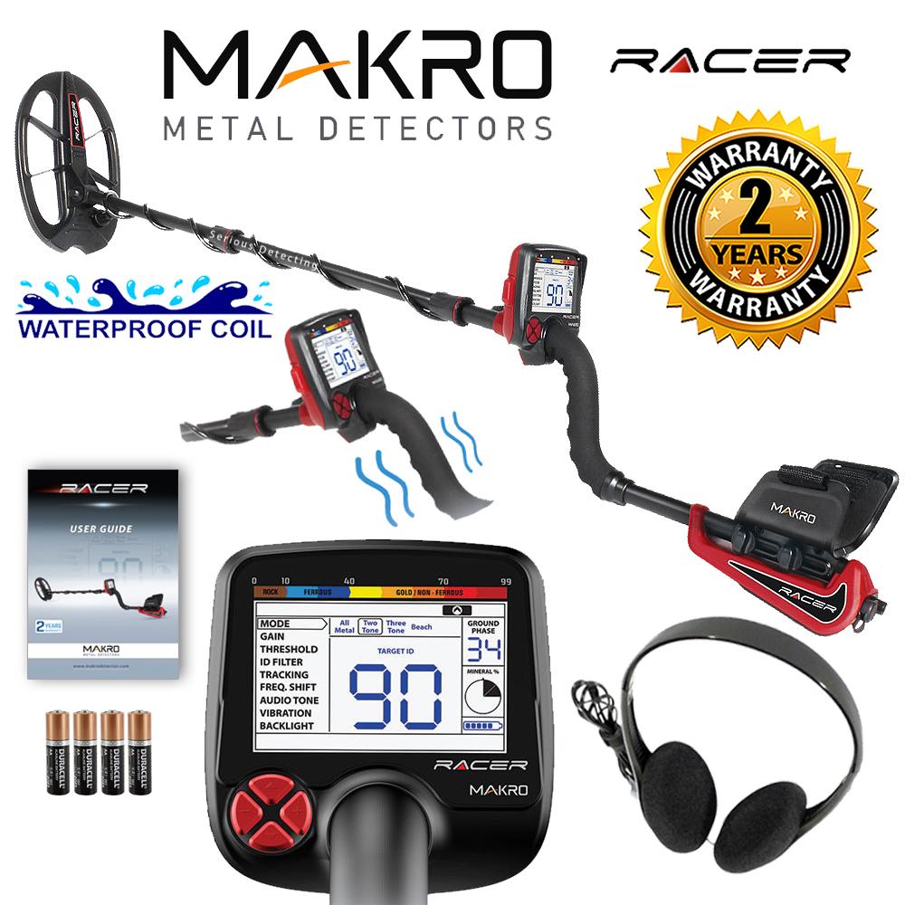 Makro Racer Standard Metal Detectors
