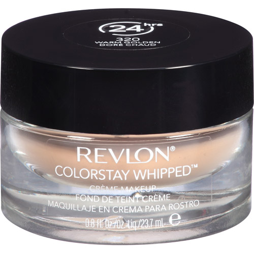 Revlon Colorstay Whipped Creme Makeup, Warm Golden