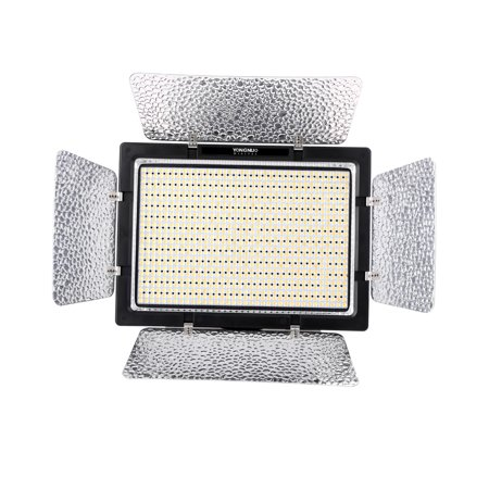95 Wireless Crystal - YONGNUO YN900 CRI 95+ Wireless LED Video Light Panel LED Video Light 5500K 7200LM 54W Lighting for Canon Nikon Camcorder