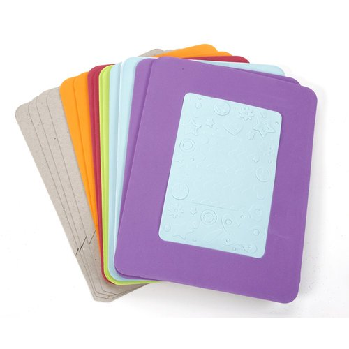 Foam Photo Frame & Sticker Kit - Walmart.com