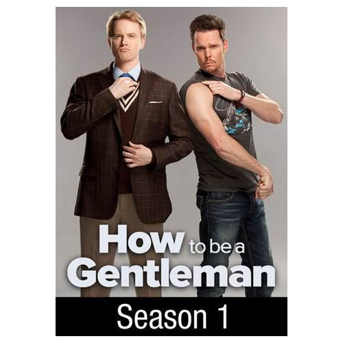 How to Be A Gentleman: Season 1 (2011)