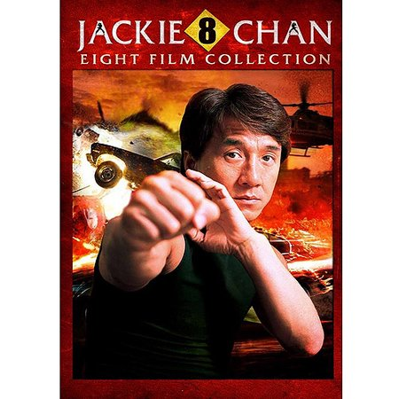 Jackie Chan  8 Film Collection  Widescreen