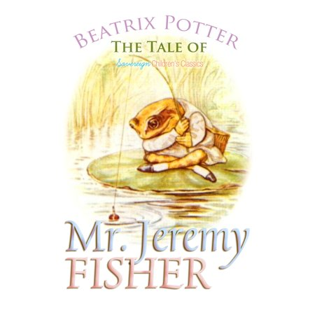 The Tale of Mr. Jeremy Fisher - Audiobook