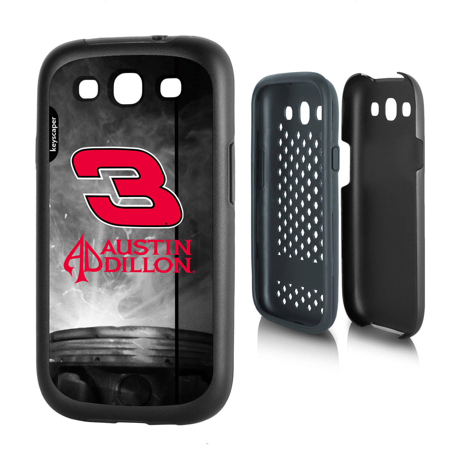 Austin Dillon #3 Galaxy S3 Rugged Case