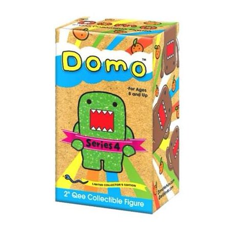 "Domo 2"" Qee Figure Series 4 Single Blind Box"