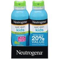 Neutrogena Kids Water-Resistant Sunscreen Spray SPF 70, Oil-Free, 5 oz 2PK