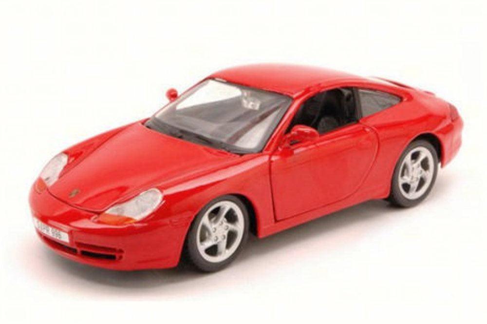 Porsche 911 Carrera 4S, Red Maisto 31628R 1 18 Scale Diecast Model Toy Car by Maisto