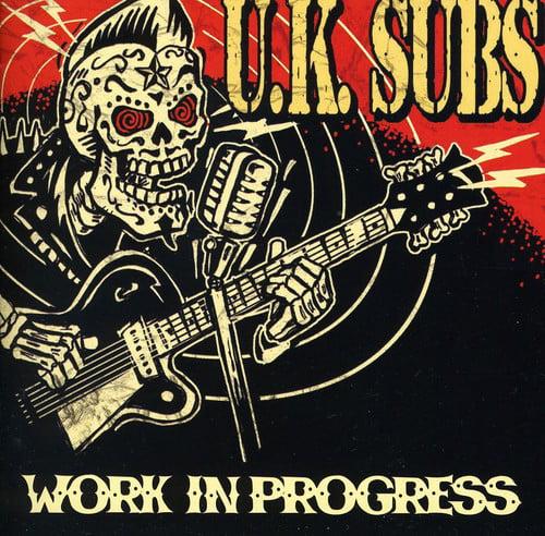 U.K. Subs - Work in Progress [CD]