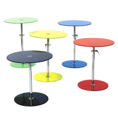 Euro Style Radinka Adjustable Height Pub Table
