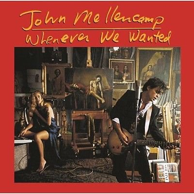 - Whenever We Wanted [Audio Cassette] Mellencamp, John
