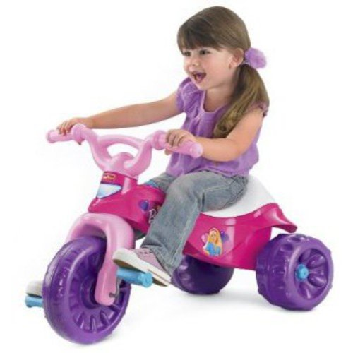 Fisher-Price Barbie Tough Trike