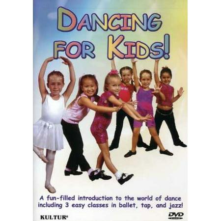 Dancing for Kids! (DVD) ()