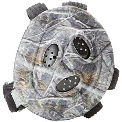 asics unrestrained wrestling ear guard (hunters camo), one size by Asics
