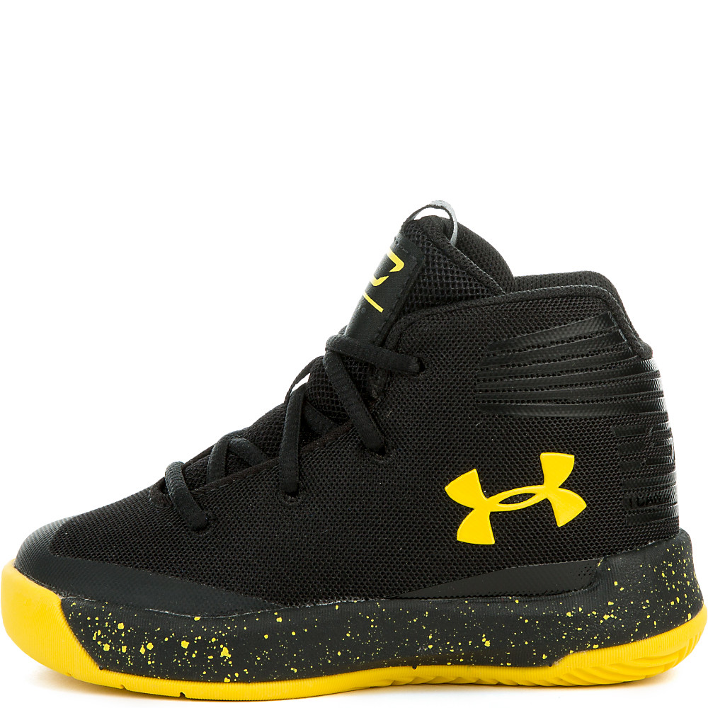 Under Armour 1296000-003: UA Curry 3ZER0 Toddler (10 M US...