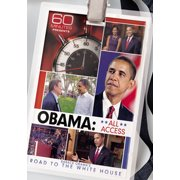 60 Minutes Presents: Obama All Access - Barack Obama's Road To The White House (DVD)