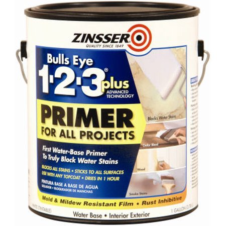 ZINSSER & CO Zinsser BullsEye 1-2-3 Gallon Latex Plus Primer