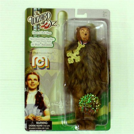 The Wizard of Oz Cowardly Lion Classic 8 Figure by Marty Abrams Limited Edition 10,000 pcs - Wizard Of Oz Cowardly Lion