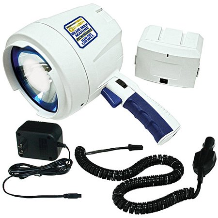 Blue Max Marine 2 Million Candle Rechargeable Spotlight