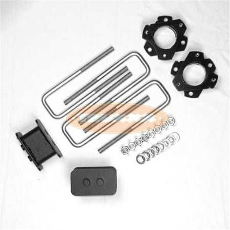 Truxxx 105017 Front & Rear Lift Kit For 2009-2015 Ford F150 2WD - 2 in. - image 1 of 1