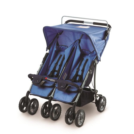 Foundations The Duo Double Side-by-Side Stroller
