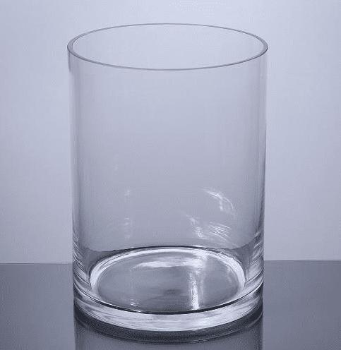 "5"" x 8"" Cylinder Vase"