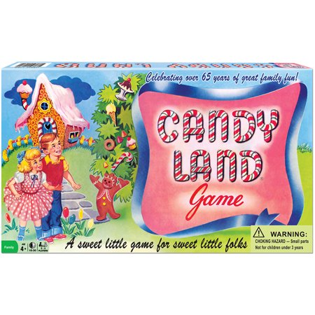 Candy Land 65th Anniversary Walmart