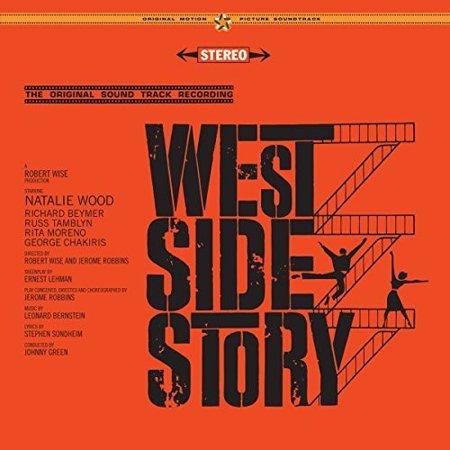 West Side Story Soundtrack (Vinyl) (Remaster)