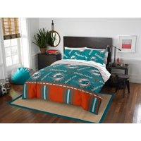 NFL Miami Dolphins Bed In Bag Set