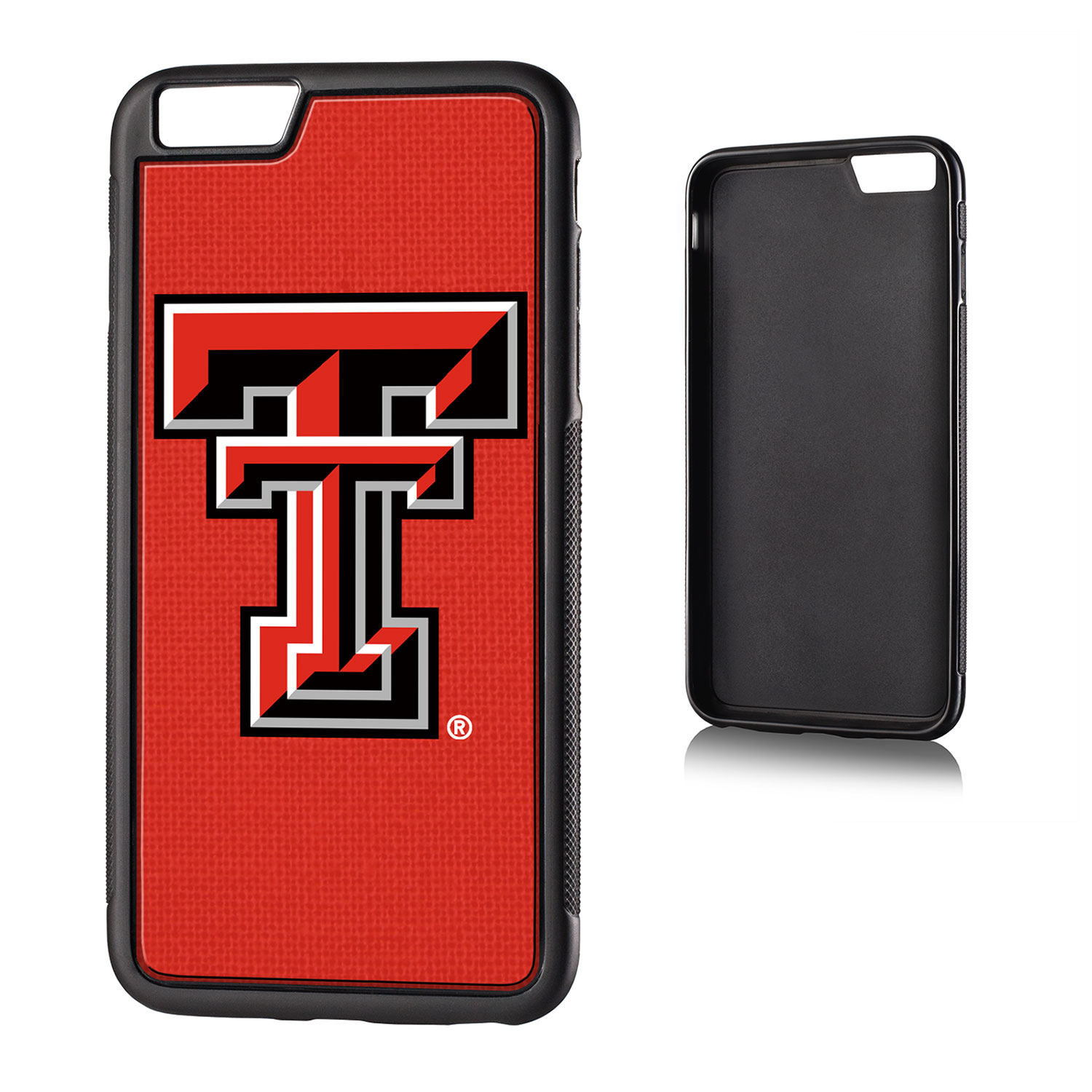 TT Texas Tech Red Raiders Solid Bump Case for iPhone 6 Plus