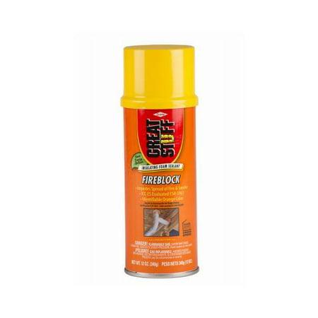 Dow Chemical 306179 Fireblock Insulating Foam Sealant  12 Oz