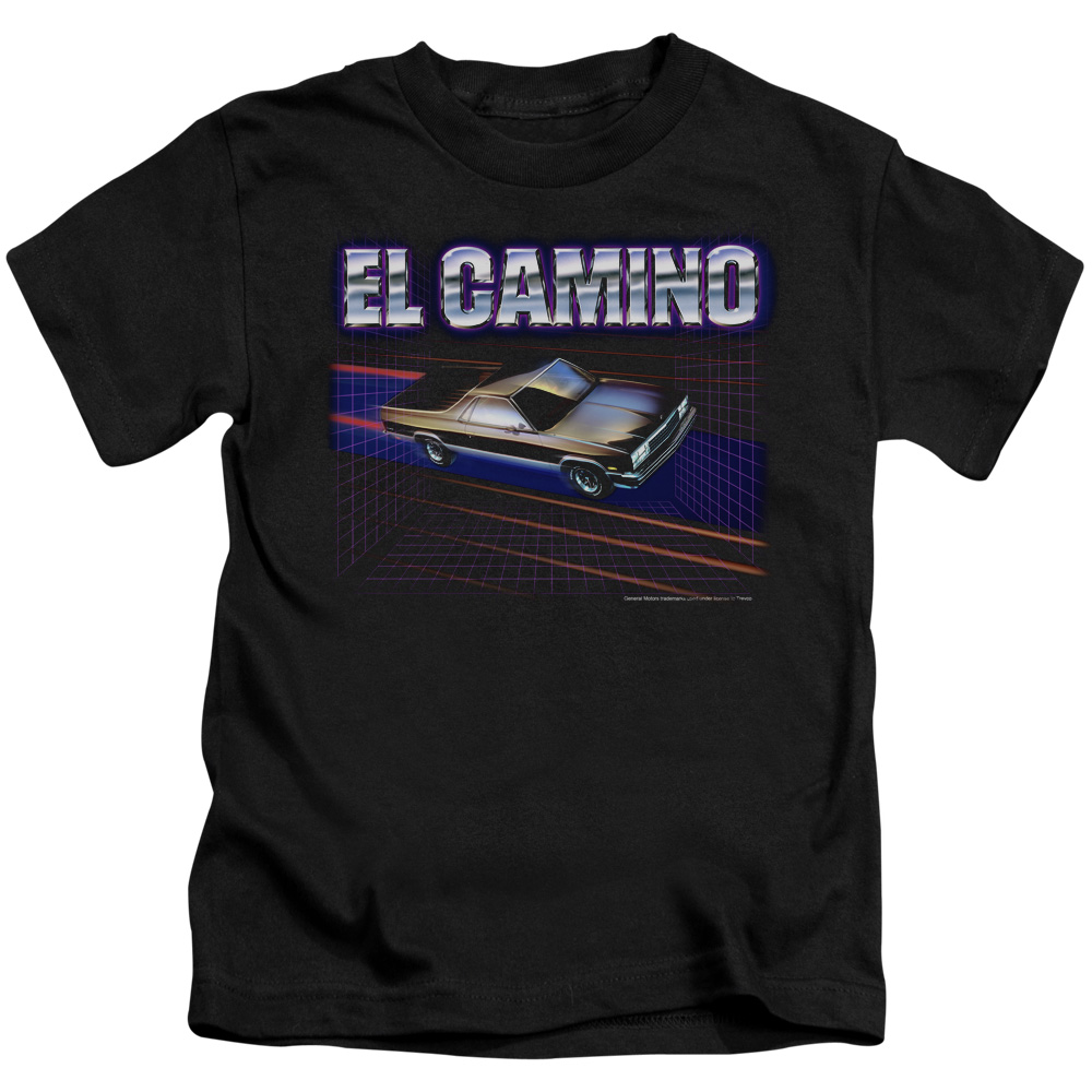 Chevy El Camino 85 Little Boys Shirt