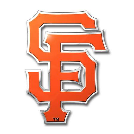 MLB San Francisco Giants Color (Emblem Baseball)