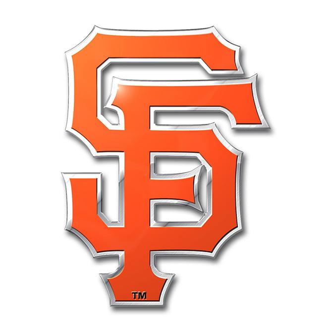 MLB San Francisco Giants Color Emblem