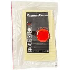 Natural & Kosher 6 Oz Nk Mozzarella Sliced