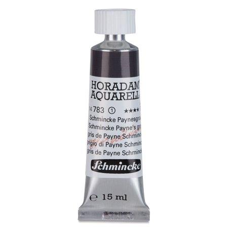 Schmincke Horadam Aquarell Artist Watercolor - Schmincke Payne�s Grey, 15 ml tube