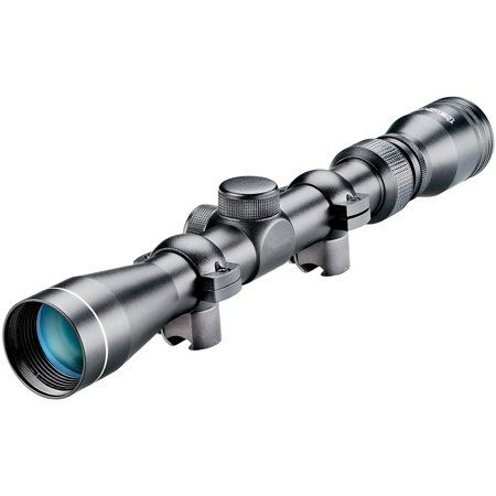 MAG39X32D Rimfire Series 3-9x 32mm 30/30 Reticle .22 Riflescope (Matte Finish)