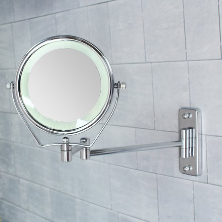 7x Magnifition Led Light Comestic Makeup Mirror Magnifying