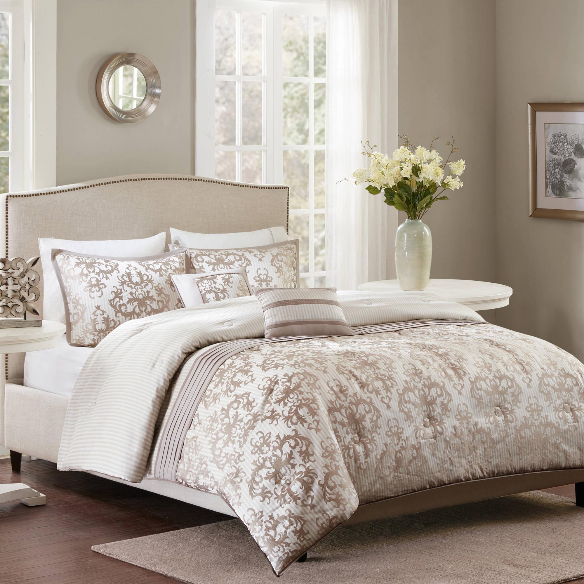 Leona Seven Piece Bedding Set Bedding Sets
