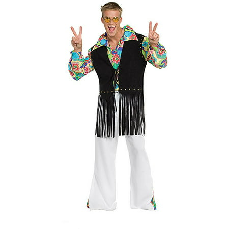 60s Dude Outta Sight Adult Halloween Costume - One Size](Bal Na Halloween)