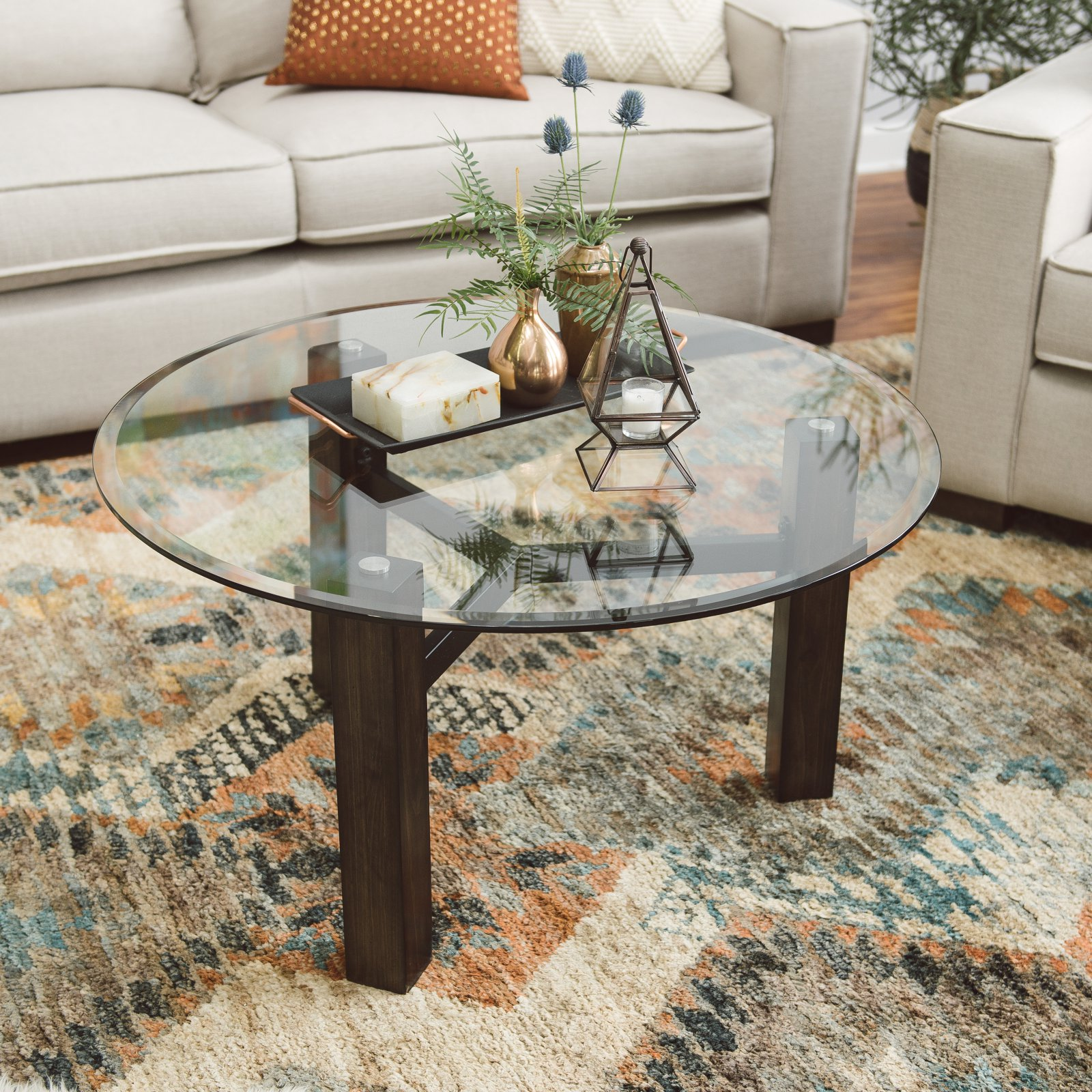 Coffee Table Modern Living Room Decor