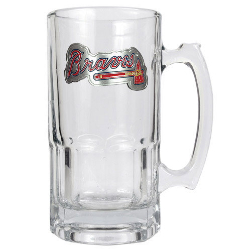 Atlanta Braves 32oz. Macho Mug with Handle - No Size