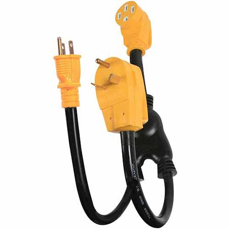 Camco RV PowerGrip Power Maximizer Adapter