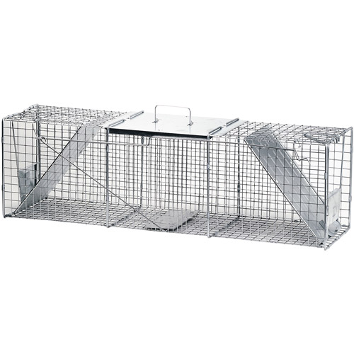 Havahart Live Animal 2-Door Large Raccoon and Opossum Cage Trap