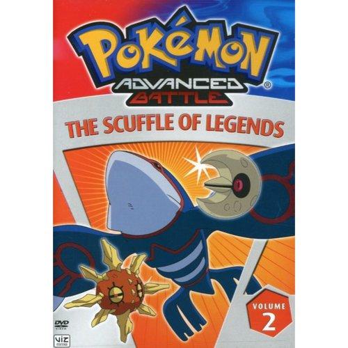 Pokemon Advanced Battle, Vol. 2 The Scuffle of Legends by VENTURA DISTRIBUTION