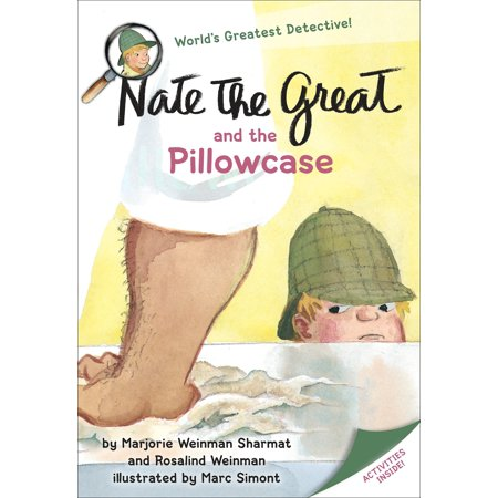 Nate the Great and the Pillowcase](Nate The Great Halloween Hunt)