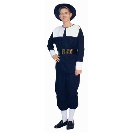 RG Costumes 80110 Pilgrim Man Costume - Size Adult Standard - image 1 of 1